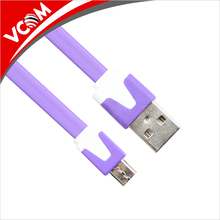 VCOM usb multi charging cable with data transmission for smart phone
