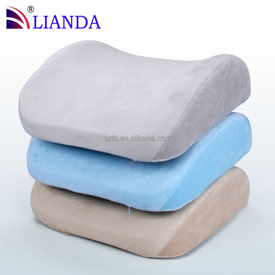 Personalized supplies care occipital lumbar cushions