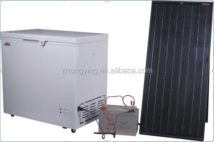 BD-308DC 12V solar freezer / fridge