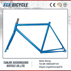 Super Light Fixed Gear Bike Frame