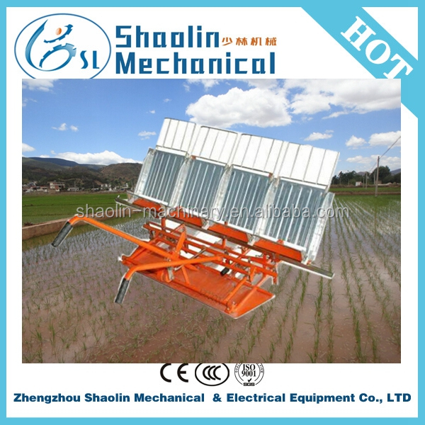 Good performance manual rice planting machine and prices