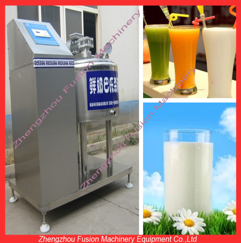 GOOD QUALITY fruit juice pasteurization machine/industrial milk pasteurizer