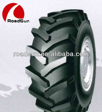 rear tractor tire/Rear pattern design industrial tire size 10-16.5-10 fit forklift truck and tractor shovel
