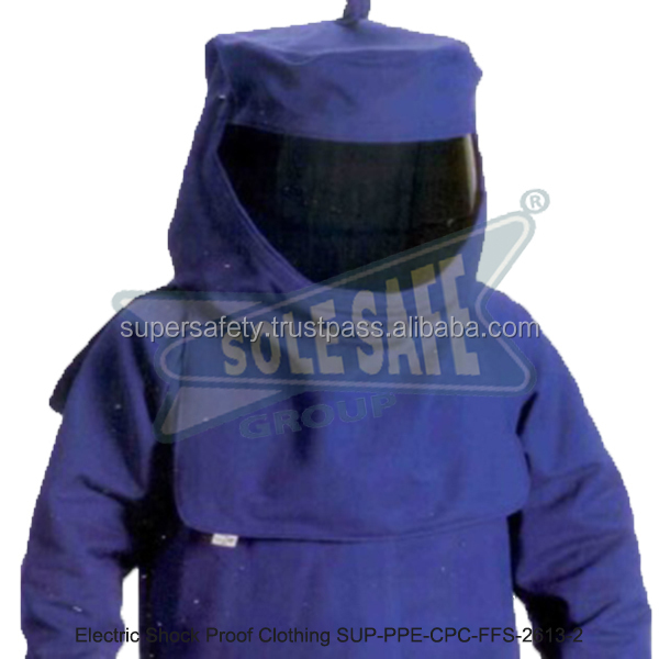 Electric Shock Proof Clothing ( SUP-PPE-CPC-FFS-2613-2 )