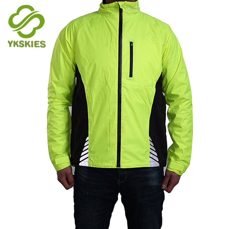 Excellent high visibility bike reflective bicycle safety cycling clothing