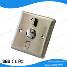 Door Release Stainless Steel Push Button 3amp 12VDC