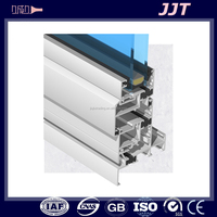 Easy assembly 6063 alloy aluminum for making windows and doors