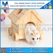 High Quality Wooden Hamster Cage For Small Animals,Wooden Hamster house MSG7010