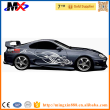 High quality heat resistant car window film use in advertisement