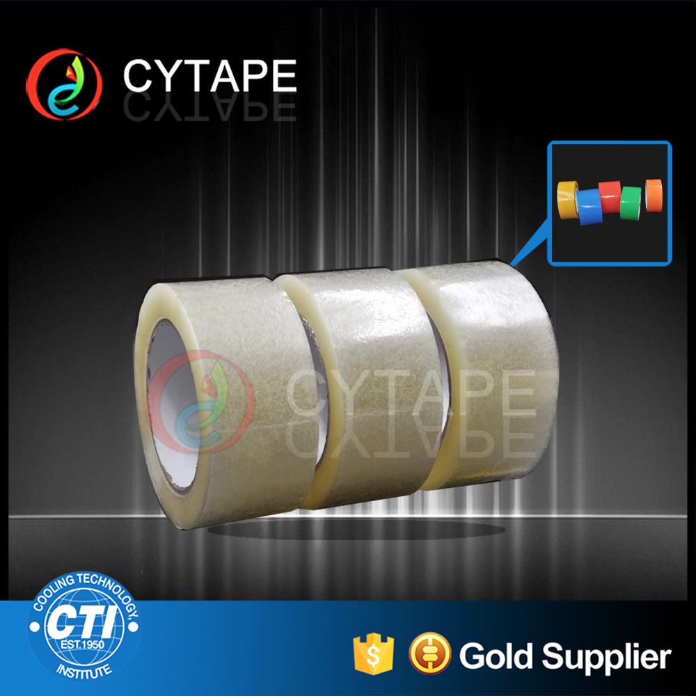 Strong adhesion Thin cellophane tape For Packing