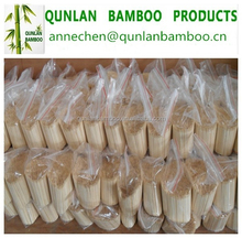 Healthy grade A disposable round bamboo wood toothpicks