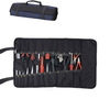600D Polyester Roll Rolling Repairing Tool Bag With Carrying Handle