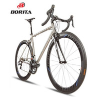 2017 Wholesale Carbon Fiber Road Bicycle