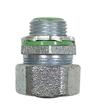 malleable iron liquid tight connector