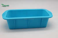 CM-020 rectangle silicone cake mould