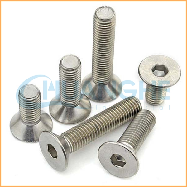 Good quality machine screw and nut assortment