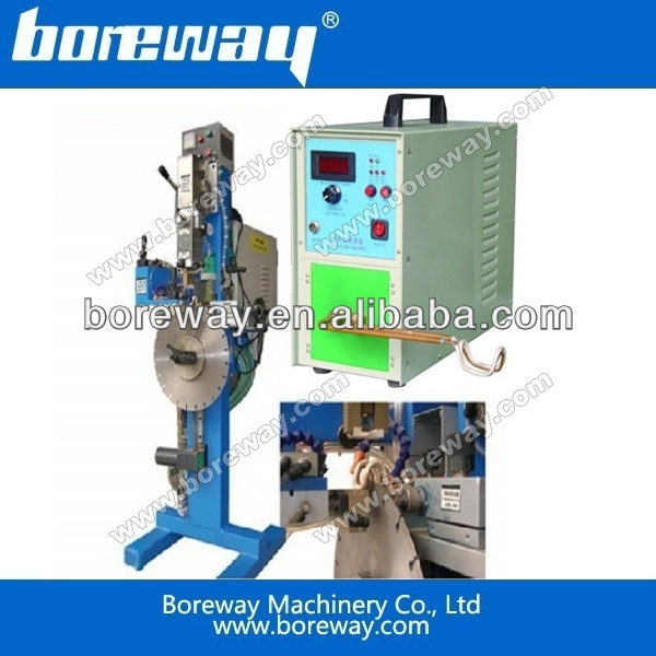 High efficiency low energy consumption diamond segment brazing machine