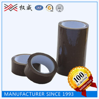 ZHEJIANG JV BRANDED BROWN ACRYLIC CARTON SEALING PRODUCTS, BROWN BOPP PACKING ADHESIVE TAPE