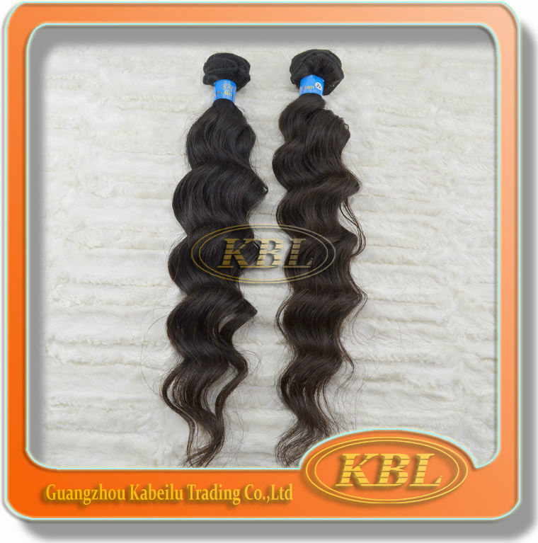Virgin kbl hair products guangzhou