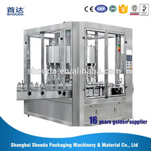 Food Beverage Commodity application Crude Palm Oil glass bottle filling machine Exporters