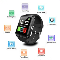 Cheapest popular smart u8 wrist watch mobile phone in 2016