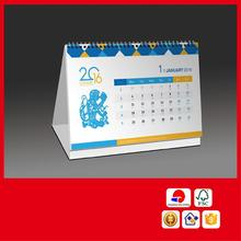 [Direct Factory+High quality] table calendar printing ,calendar printing ,calendar printing custom