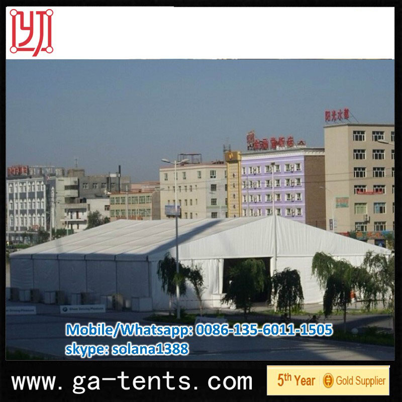 the best dome tents ever made of Aluminum Frame PVC Cover for outdoor event in China