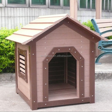 Waterproof WPC Strong Dog House dog kennel buildings