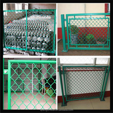 Supply high quality SPANGOMETAL PVC coated chain link fence with lower price
