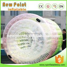 2017 hot sale roll inside inflatable human hamster ball for sale