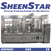 full line juice filling machine/fruit juice processing plant