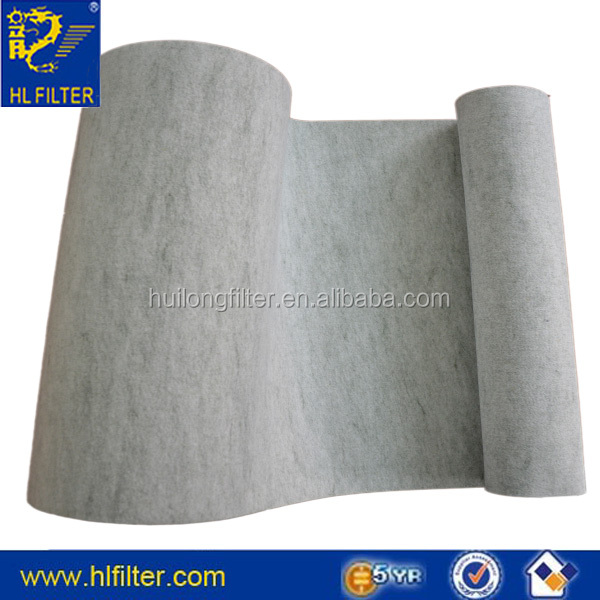 Antistaticfilter PTFE coating 550gsm felt yarn