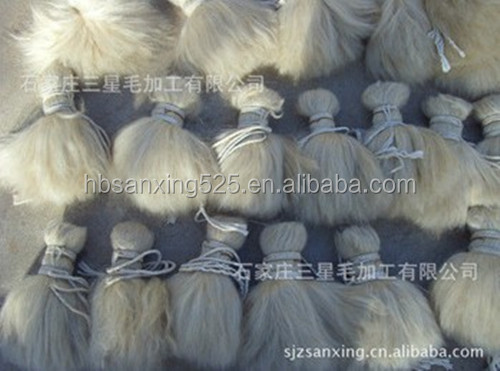 Wholesale and Retail Goat hair for cosmetic brush
