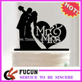 Party supplies events decoration wedding use acrylic cake topper wholesale