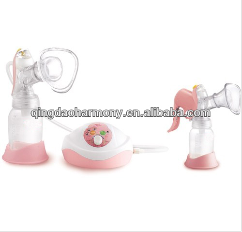 Automatic and Manual 2 in 1 Breast Pump(L01024)