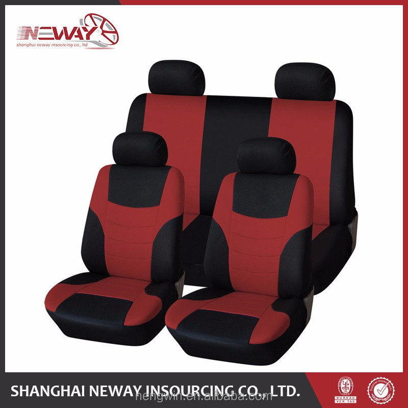 Cheap new model car seat covers design Odm