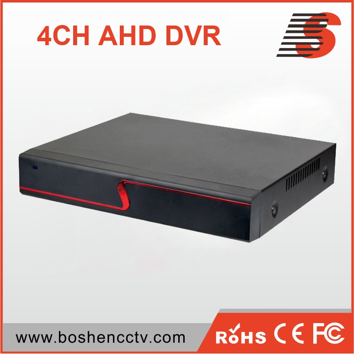 Boshen Professional CCTV Factory Competitive AHD DVR <strong>1080P</strong>/<strong>N</strong> 4CH 5 IN 1 XVR