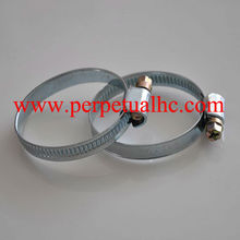 15021207 Galvanized Steel Germany Type Hydraulic Pipe Clamp