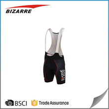 Manufature design your own cycling bib shorts for men