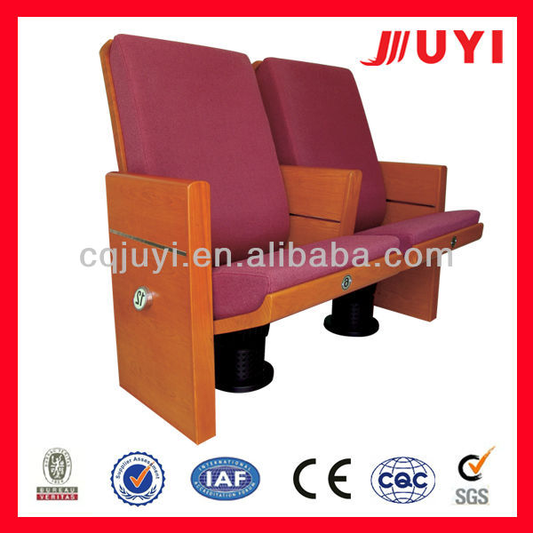 Fashion OEM Auditorium Chair With Armrest JY-912M