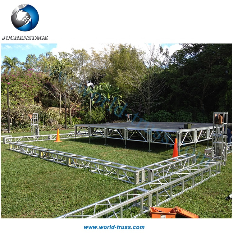 2018 Latest Popular Cheap <strong>Stage</strong> Platform Live Music Event Portable <strong>Stage</strong> for Music Festival and Concert Tours