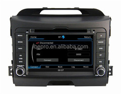 In dash 9 inch 800*480 touch screen car dvd player for Honda CITY 2014 LHR