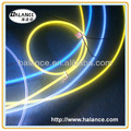 made of Teflon,side emitting coated optic fiber,pool lighting