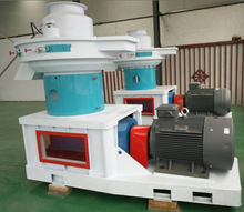 Export grade factory supply ring die automatic wood pellet machine price