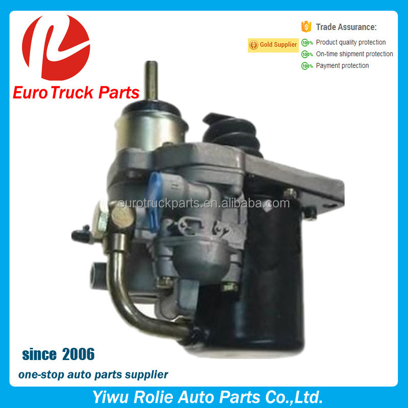 OEM 9700511310 0012953107 Heavy Duty European Truck Clutch Booster Parts MB Tractor 85mm Clutch Servo