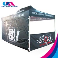 custom made fast delivery fold factory sell tent for outdoor