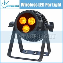 Battery Powered Uplights Hot Selling 3X12W Wireless Dmx Led Par Light