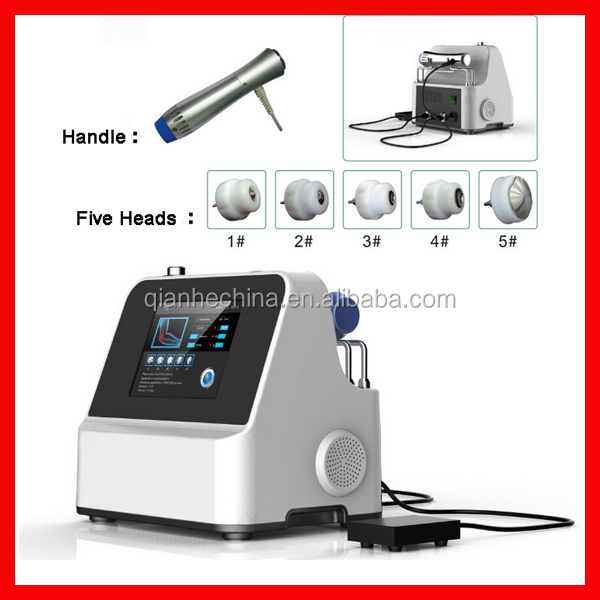 Effective pain relieve shock wave therapy machine