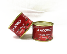 oem brand double concentrated 20% to 30% brix canned tin red color tomato paste tomato ketchup