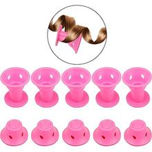Hot Selling OEM Brand Silicone Fexible Hair Rollers